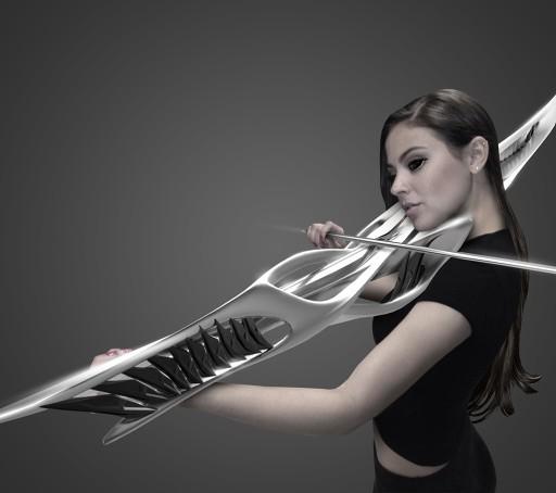 Impresión 3D que se escucha: los instrumentos futuristas de MONAD Studio