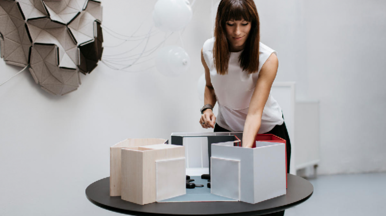 imm Cologne: Das Haus by Lucie Koldova