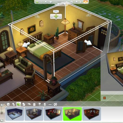 The Sims and architecture: playing and creating spaces for 18 years
