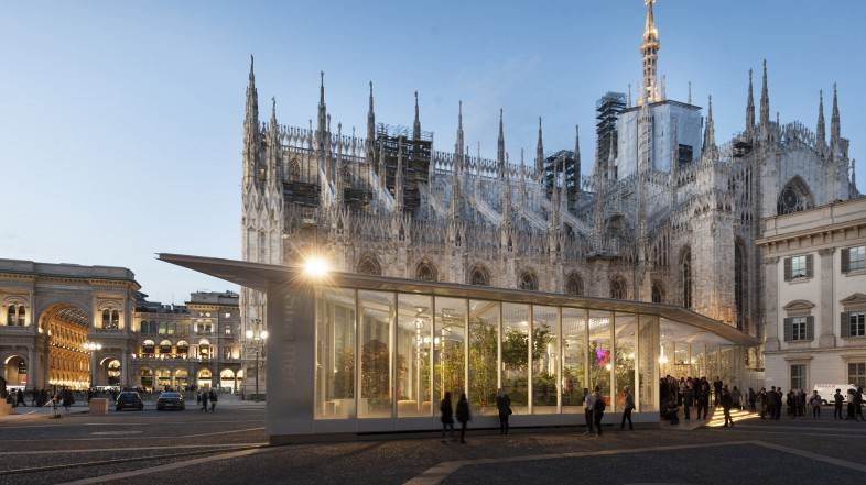 Milan Design Week: materials are the protagonist