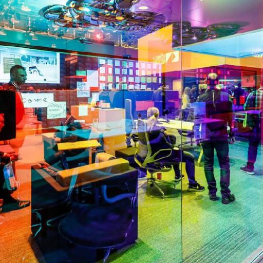 Orgatec 2018: colour will invade the office of the future