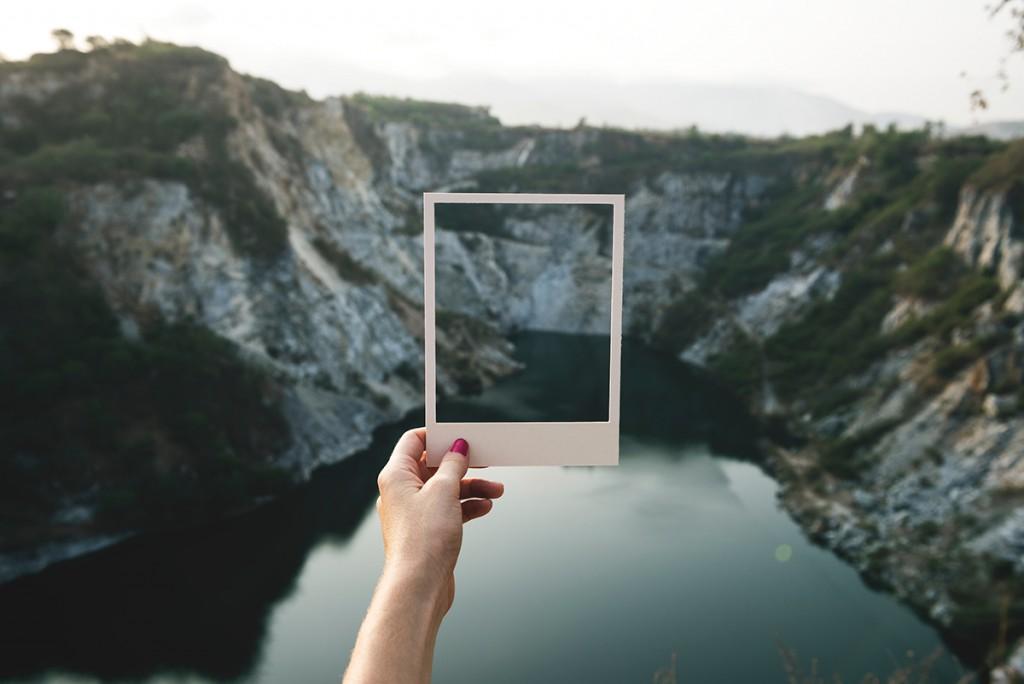 El JOMO te anima a disfrutar de la naturaleza sin filtros.