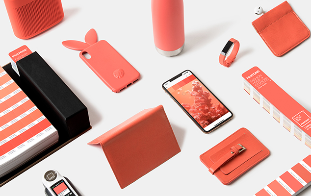Living Coral, Pantone Colour of the Year 2019