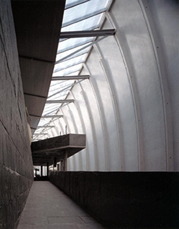 Domus, Arata Isozaki, 1995. Foto: Hisao Suzuki
