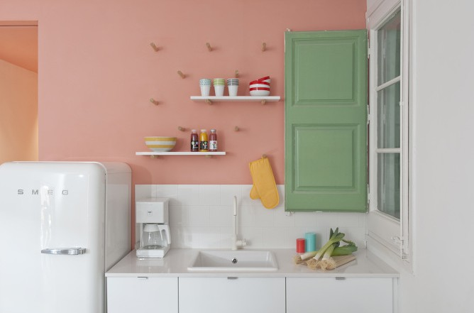 From Living Coral to colour in interior design