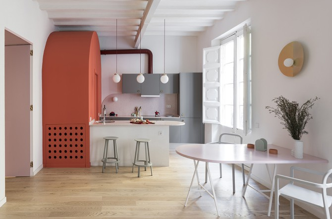 Incorporate Pantone Living Coral into your decorating