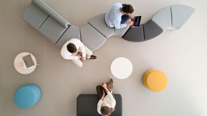 La oficina líquida y los nuevos espacios de trabajo flexibles