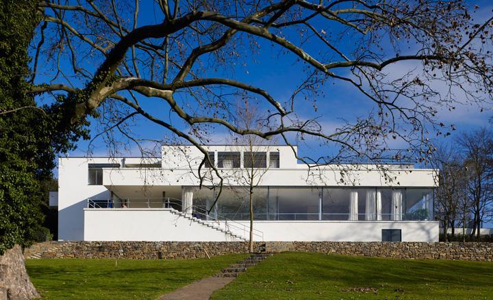 Bauhaus architecture - Villa Tugendhat