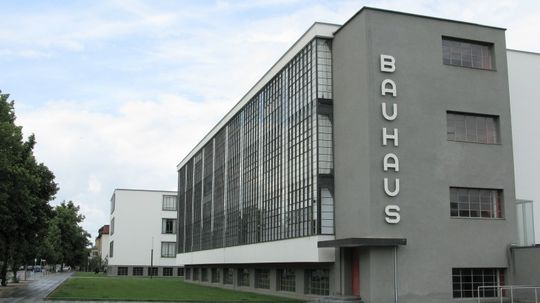 A journey through Bauhaus architecture