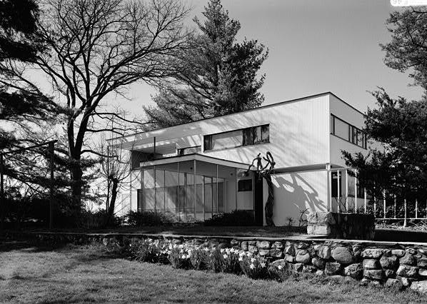 Bauhaus architecture - Gropius House