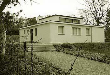 Bauhaus architecture - Haus am Horn