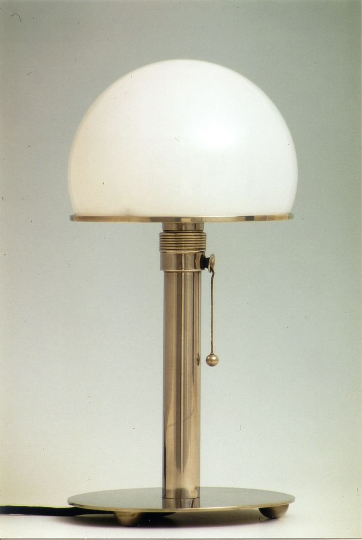 Lamp WA 24, bauhaus furniture design