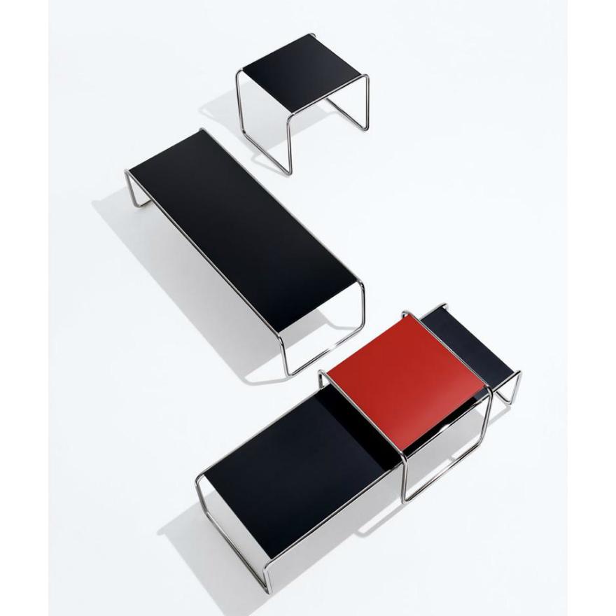 Laccio Tables, Breuer, muebles bauhaus