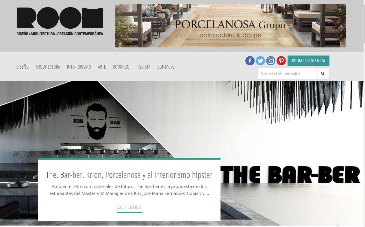 Edición online de la revista ROOM Diseño