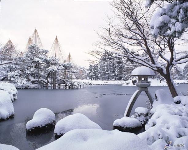 Kenroku-en, The seven most beautiful gardens in the world