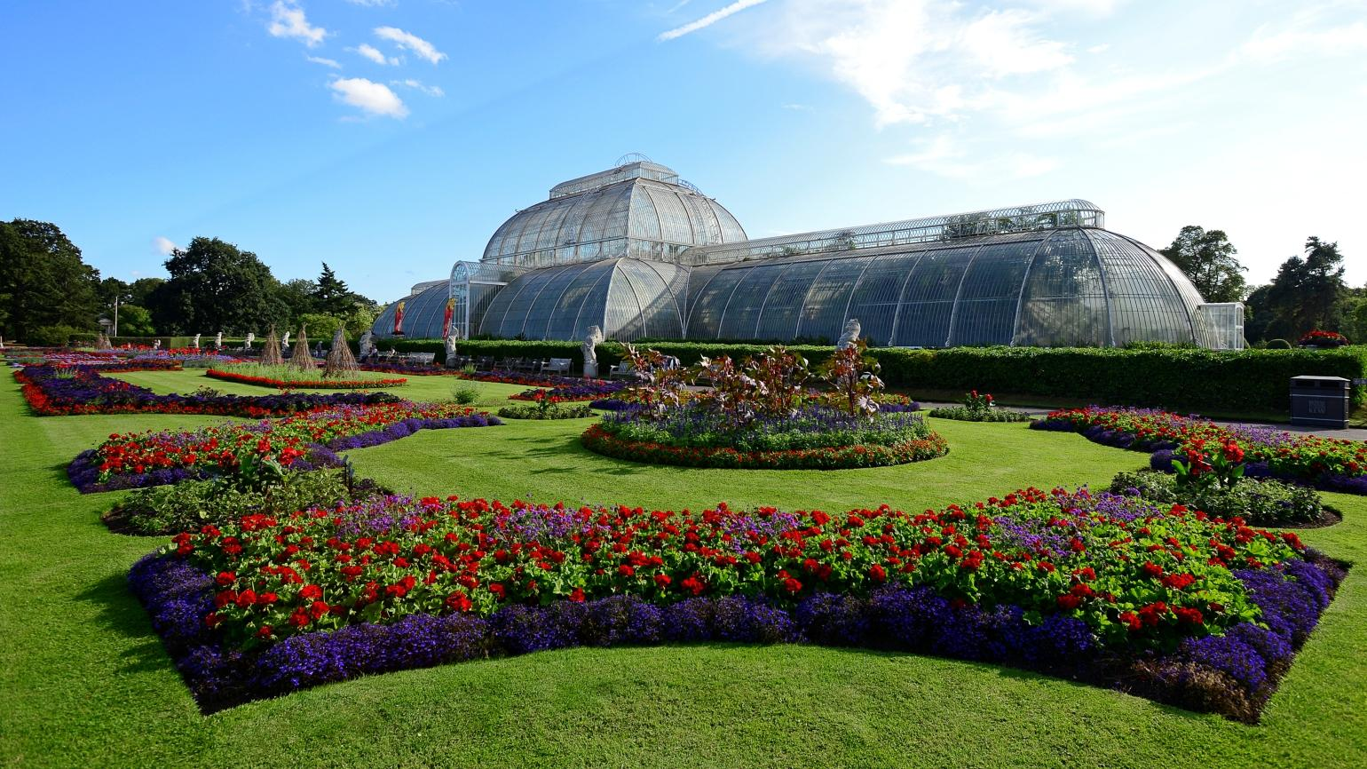 Kew Garden, The seven most beautiful gardens in the world
