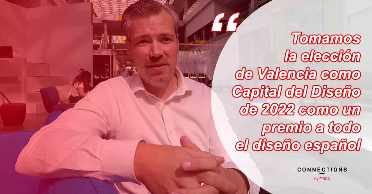 Daniel Marco, director de Feria Hábitat Valencia 2019
