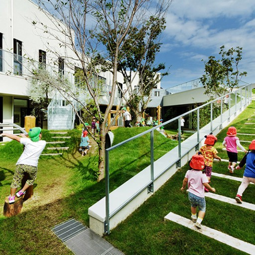 Back to school: architecture for education