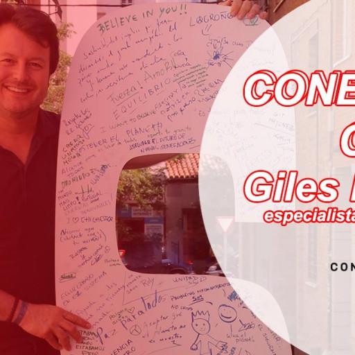 CONEXIÓN CON… Giles Bones