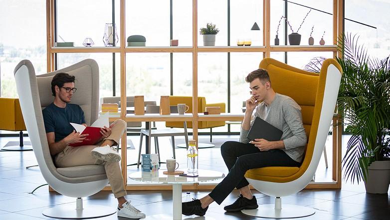 Los mejores lugares para trabajar: edificios con certificación WELL