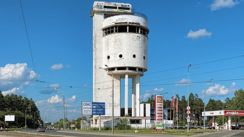 Yekaterinburg, the capital of Russian Constructivism