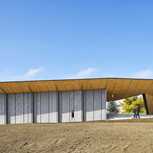 Renowned architects choose structural timber
