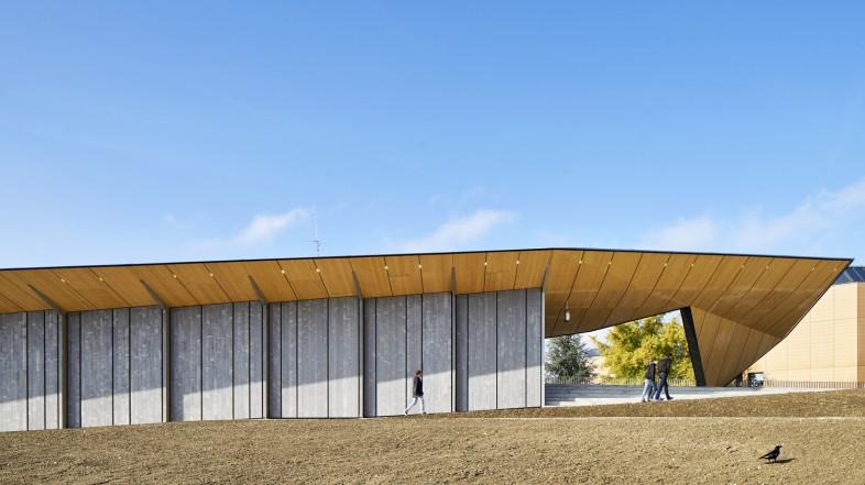 Los arquitectos de prestigio escogen madera estructural