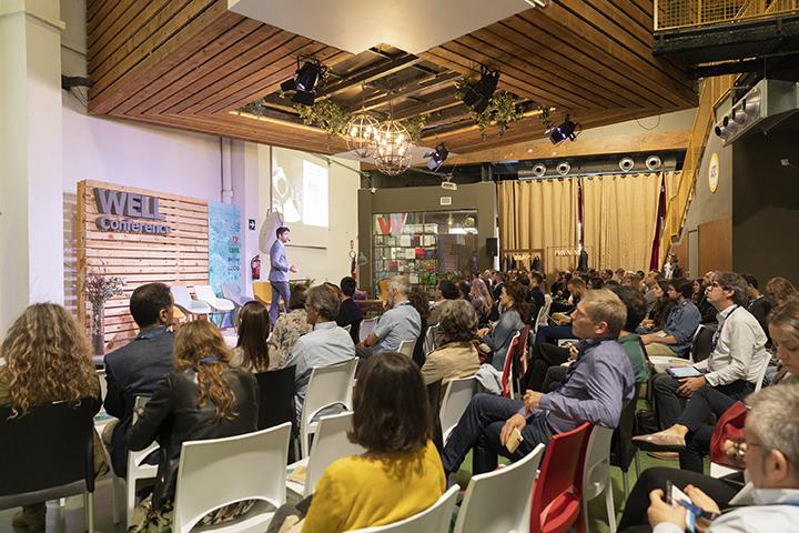El ITG organiza anualmente la WELL Conference en Madrid y Barcelona para la difusión del WELL Building Standard