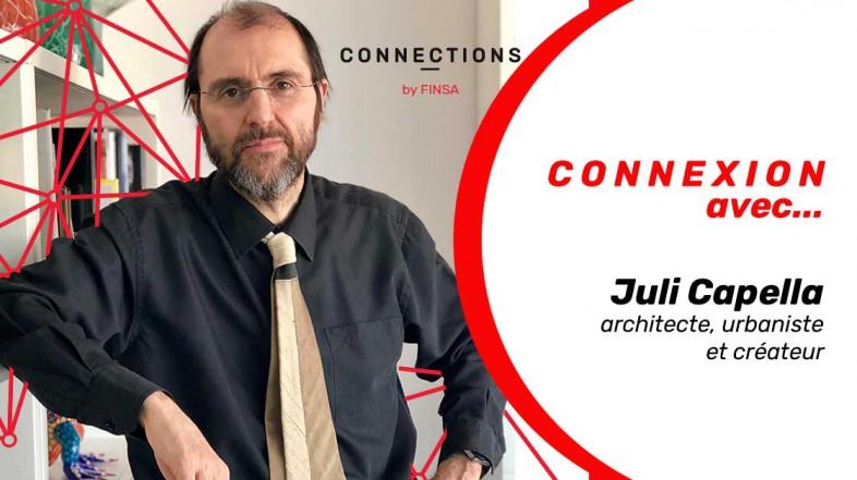 Connexion avec… Juli Capella