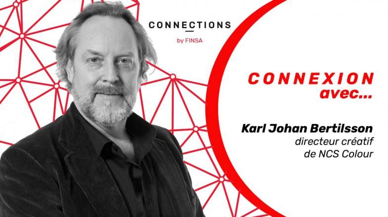 Connexion avec… Karl Johan Bertilsson