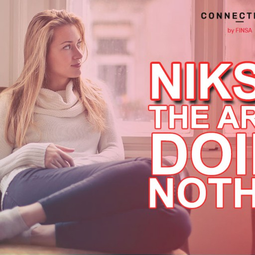 Niksen – when doing nothing is an artform