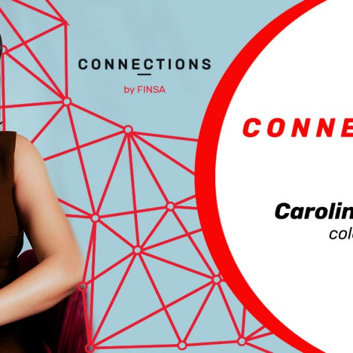 Connection with…Carolina Calzada