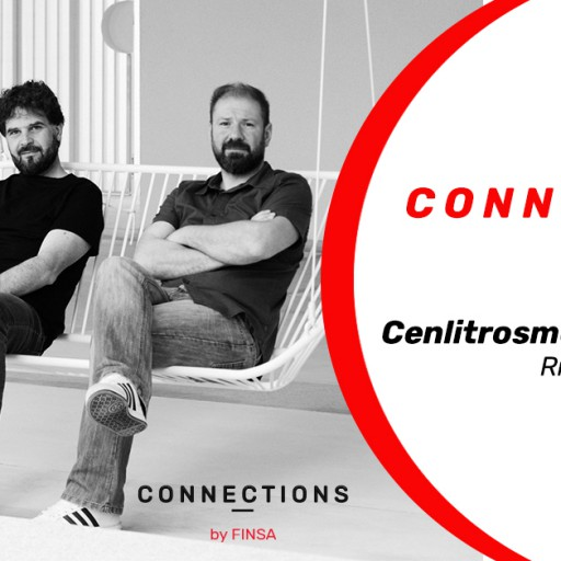 CONNECTION WITH… Ricardo Tubío and Xabier Rilo from Cenlitrosmetrocadrado