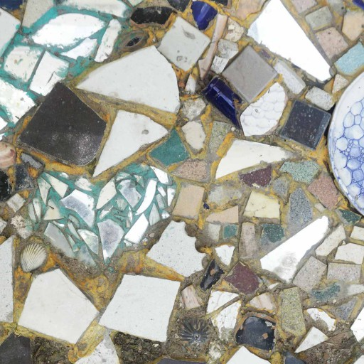 #ViernesDeInspiración: Materia reciclada. Terrazo