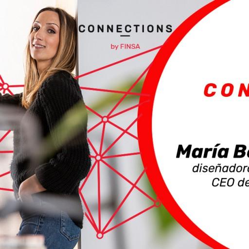Conexión con… María Bermúdez, CEO de Quefalamaria