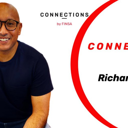 CONNECTION WITH… Richard Wilson