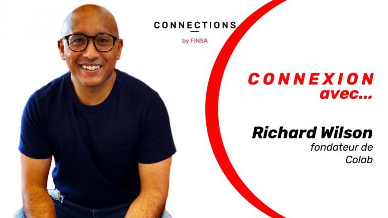 CONNEXION AVEC… Richard Wilson