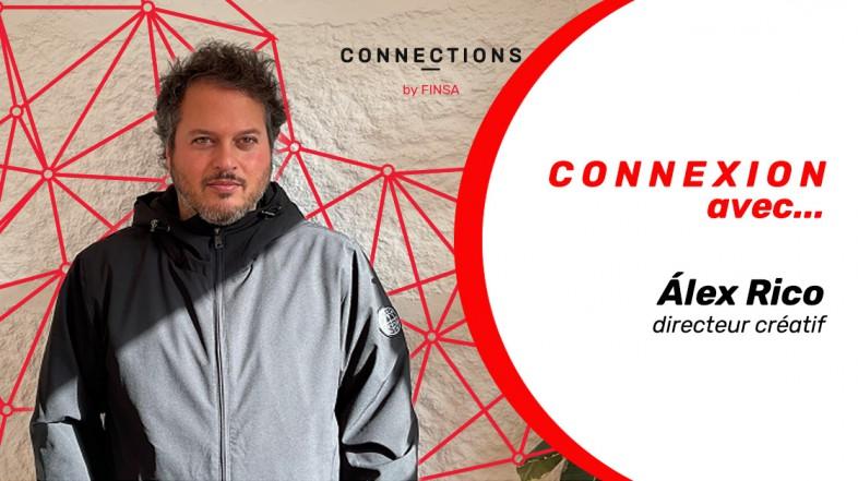 CONNEXION AVEC… ÁLEX RICO