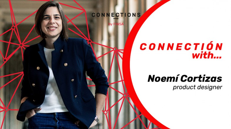 CONNECTION WITH…NOEMÍ CORTIZAS
