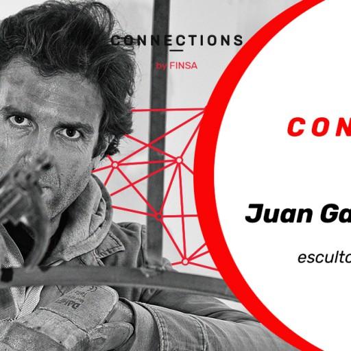 """Juan Garaizabal: """"La obra de arte debe despertar fascinación"""""""