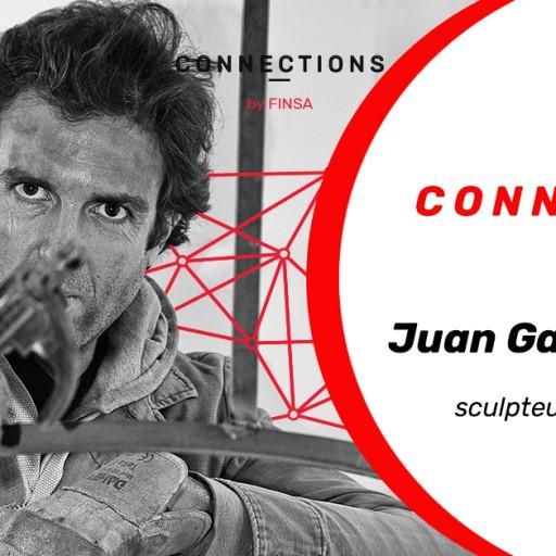 Juan Garaizabal : « L'œuvre d'art doit éveiller la fascination »