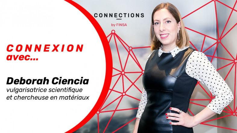 Deborah Ciencia: « Le progrès naît de la confluence de différentes formes de savoirs »